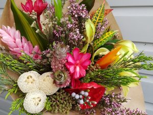 folaige safari bunch of flowers from £40